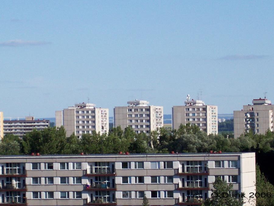 Pardubice Závodu Míru